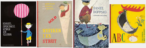 Buchcover Stig Lindberg