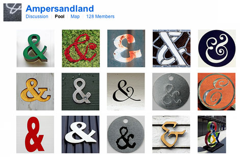 screenshot Ampersandland