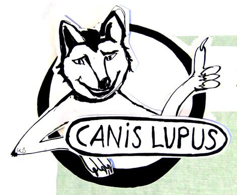 Logo: Canis Lupus – die Landschaftspfleger