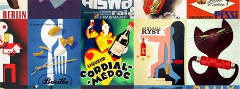 totally amazing posters - Ausschnitt der Sammlung von Bob Staake