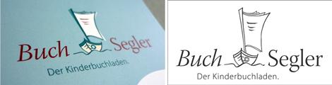 Arbeitsbeispiel Logo BuchSegler